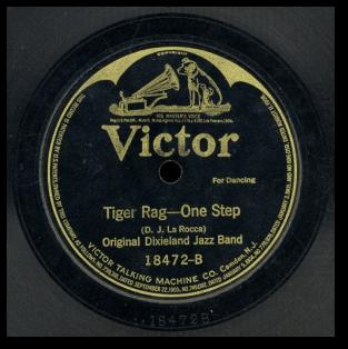 Victor tiger rag