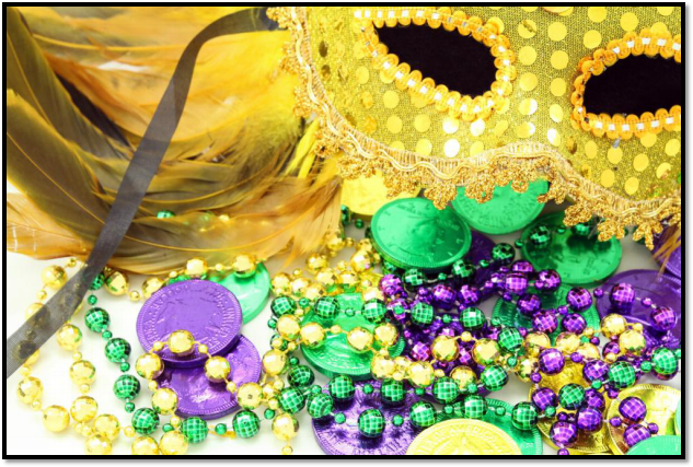 Early Preparations… Everything You Need for a Mardi Gras Party