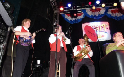 From Upbeat Tunes To Comedy: Here's What Makes A Live Jazz Band So Entertaining| Razzmajazz Dixieland Band