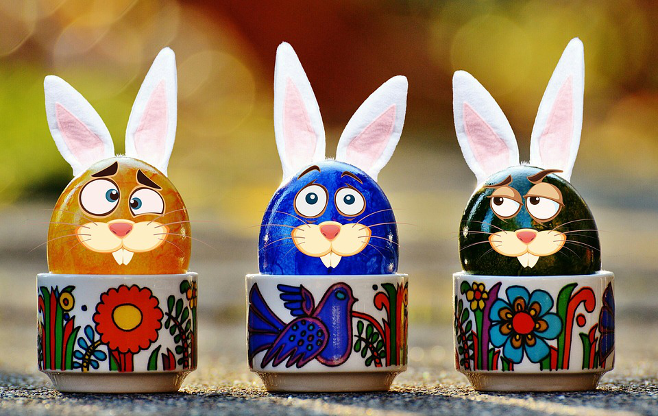 Jazzing Up those Easter Celebrations: 3 Ideas to Consider